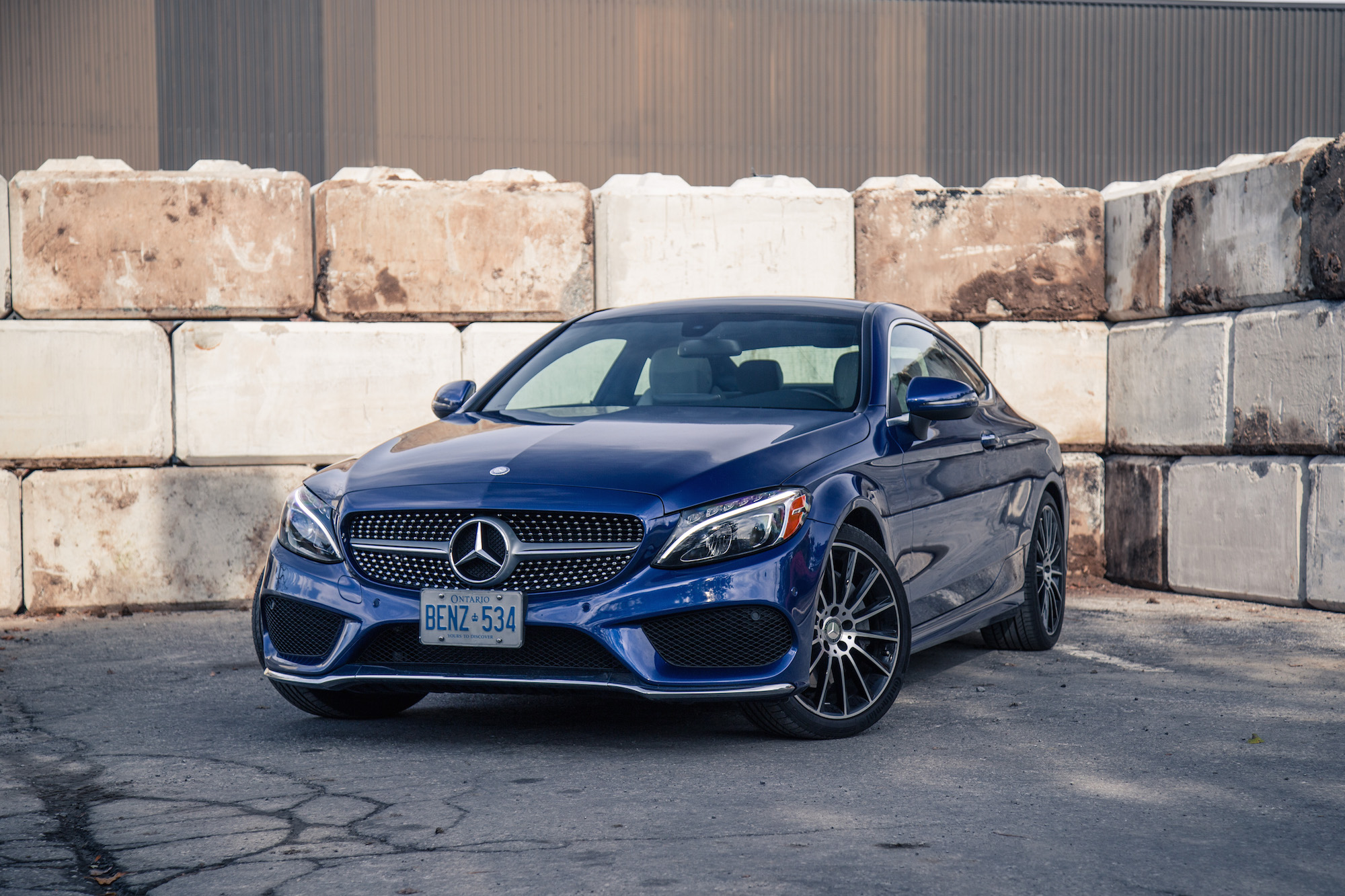 review  2017 mercedes