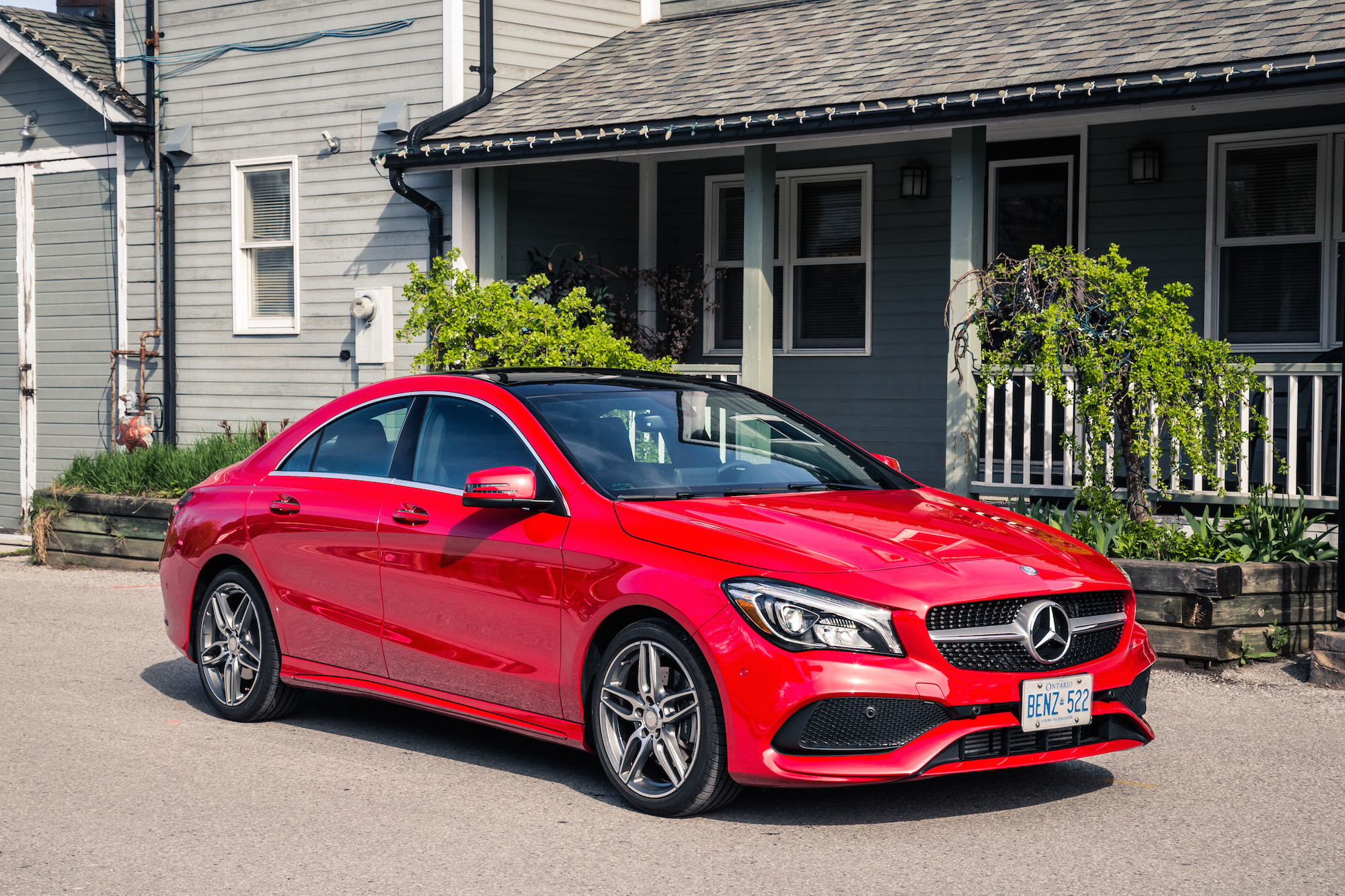 2017 ���� cla 250 4matic canadian auto review