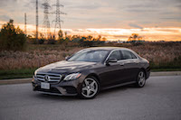 2017 Mercedes-Benz E300 4MATIC e-class canada review