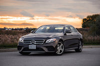2017 Mercedes-Benz E300 4MATIC canada new look