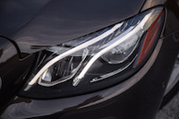 2017 Mercedes-Benz E300 4MATIC headlights led