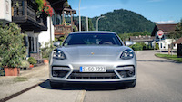 2017 Porsche Panamera Turbo canada review