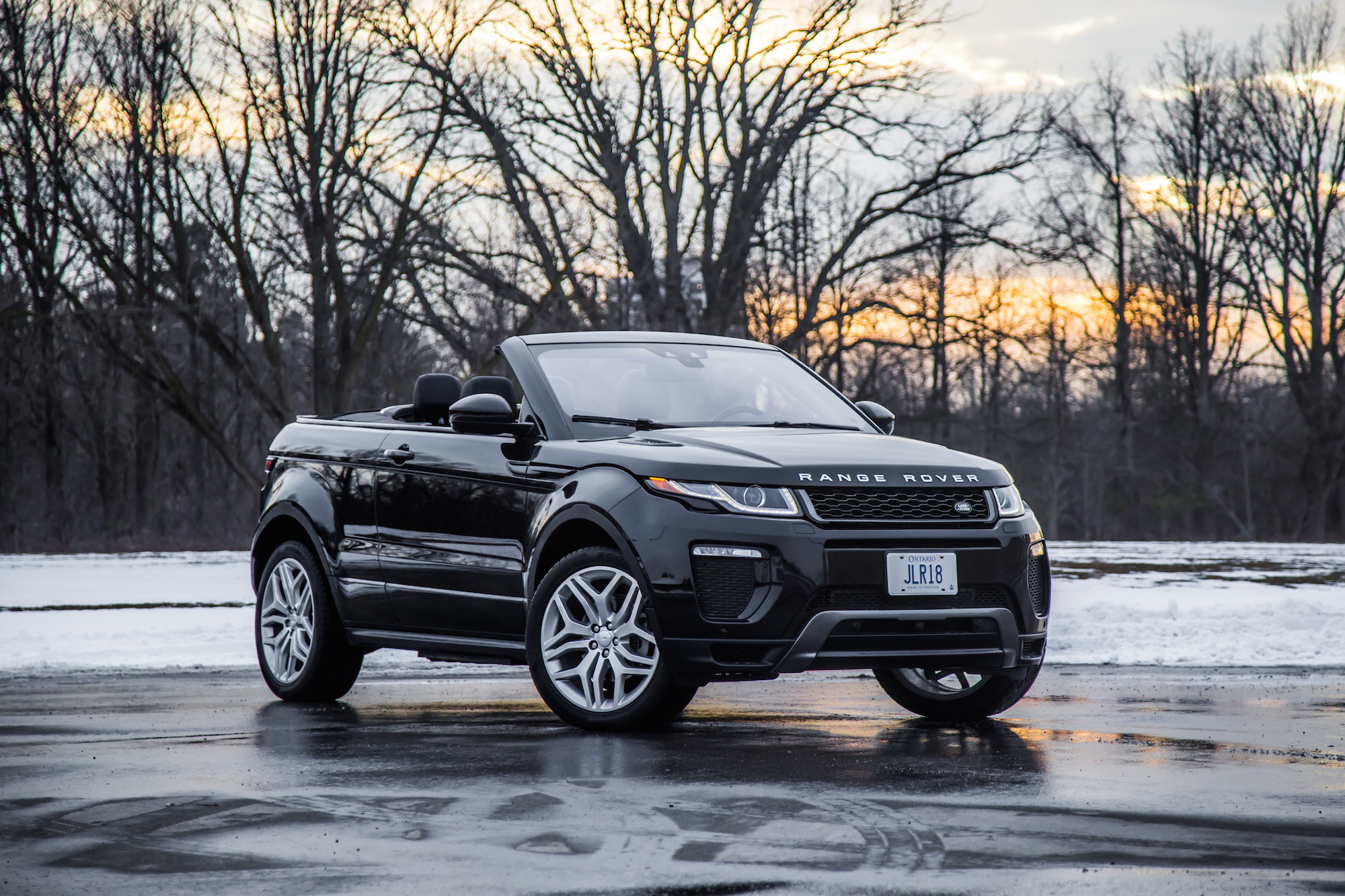 review 2017 range rover evoque convertible canadian auto review. Black Bedroom Furniture Sets. Home Design Ideas