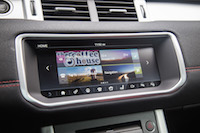 2017 Range Rover Evoque HSE Dynamic new incontrol touch pro system