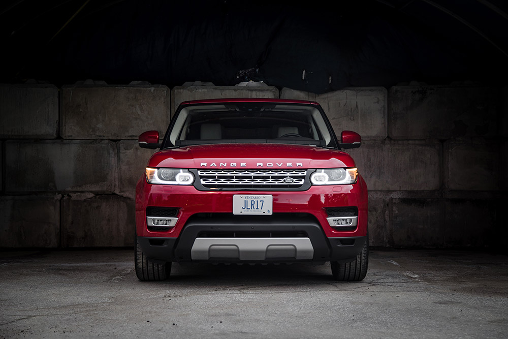 2017 Range Rover Sport canada review