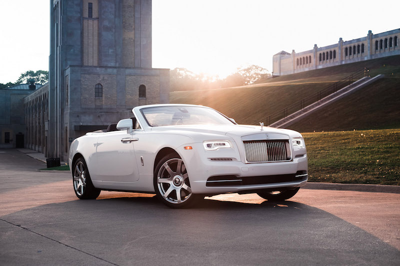 2017 Rolls-Royce Dawn Inspired By Fashion canada