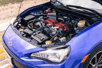 brz boxer engine more power 2017