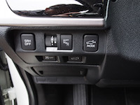 2017 Subaru Forester 2.5i Limited side controls