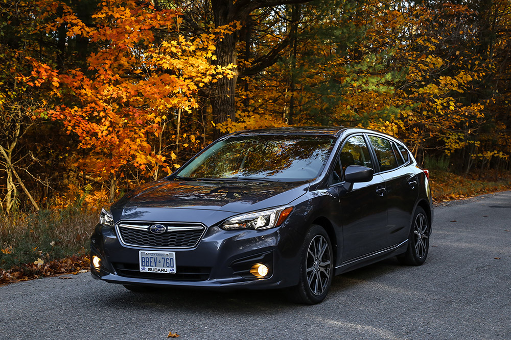 2017 Subaru Impreza new canada review