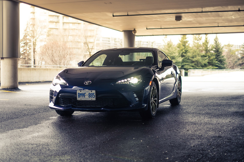 new toyota 86 review canada