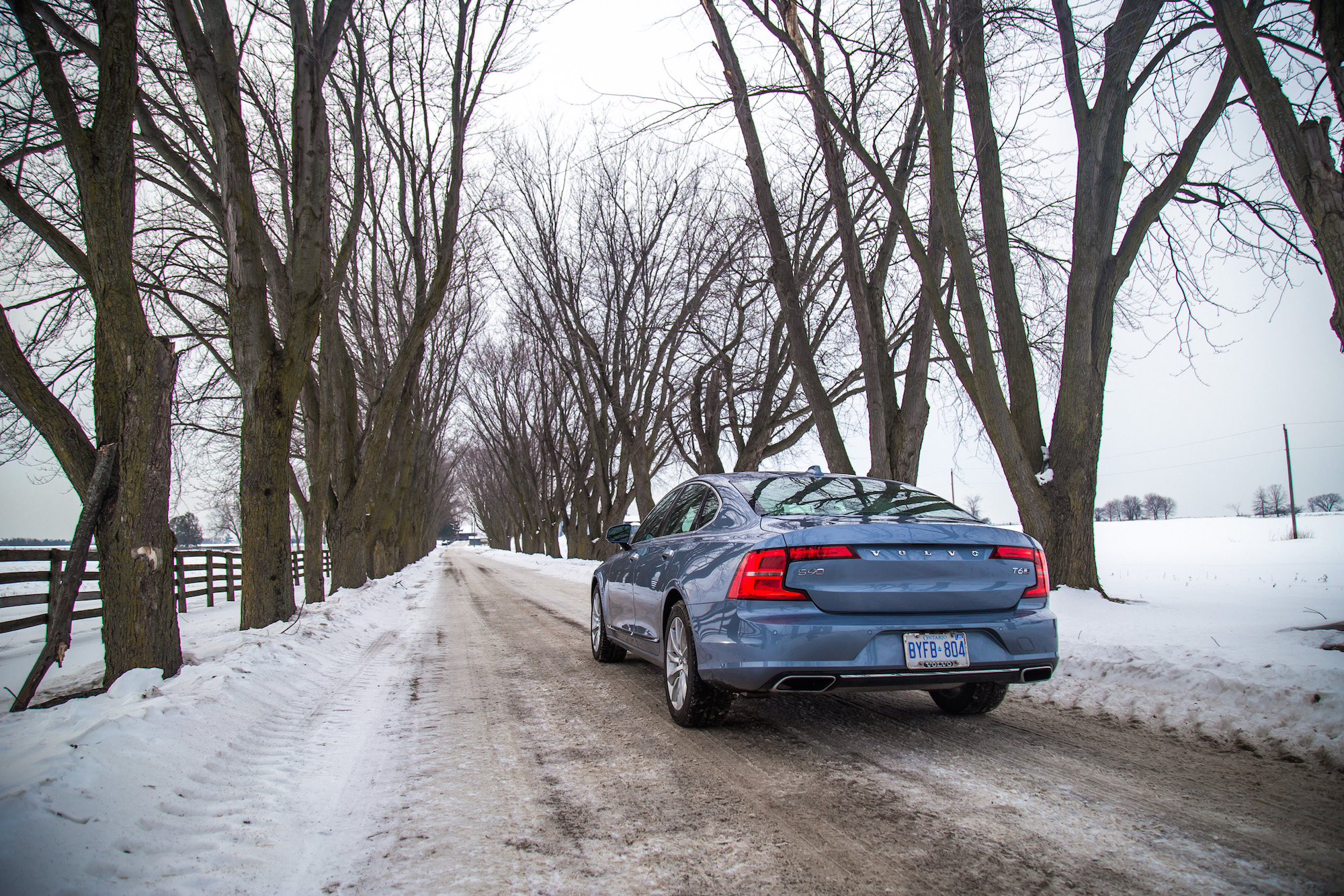 2017 Volvo S90 T6 Inscription >> Review: 2017 Volvo S90 T6 AWD Inscription   Canadian Auto Review