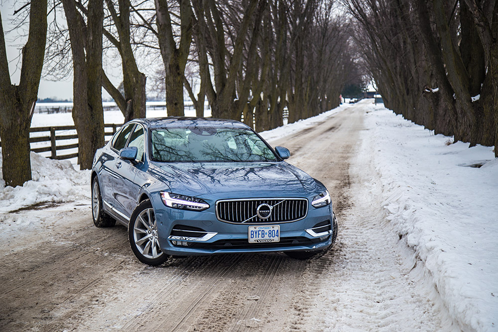 review  volvo   awd inscription canadian auto review