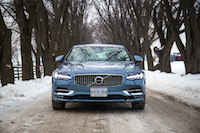 2017 Volvo S90 T6 AWD Inscription front view