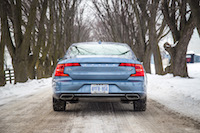 2017 Volvo S90 T6 AWD Inscription exhausts