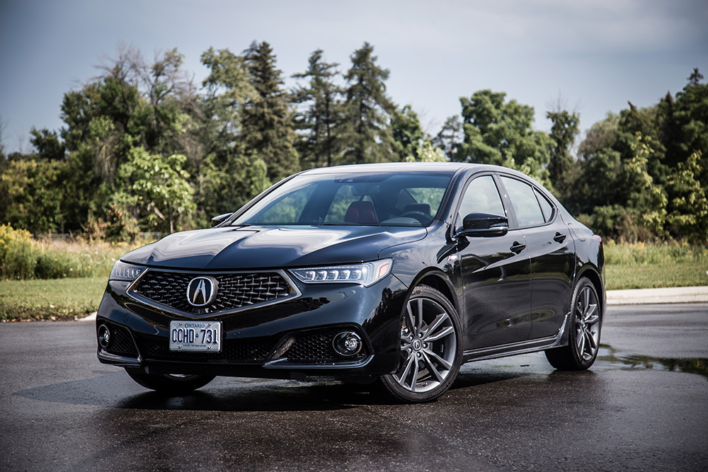 2018 Acura TLX A-Spec Tech Canada Review