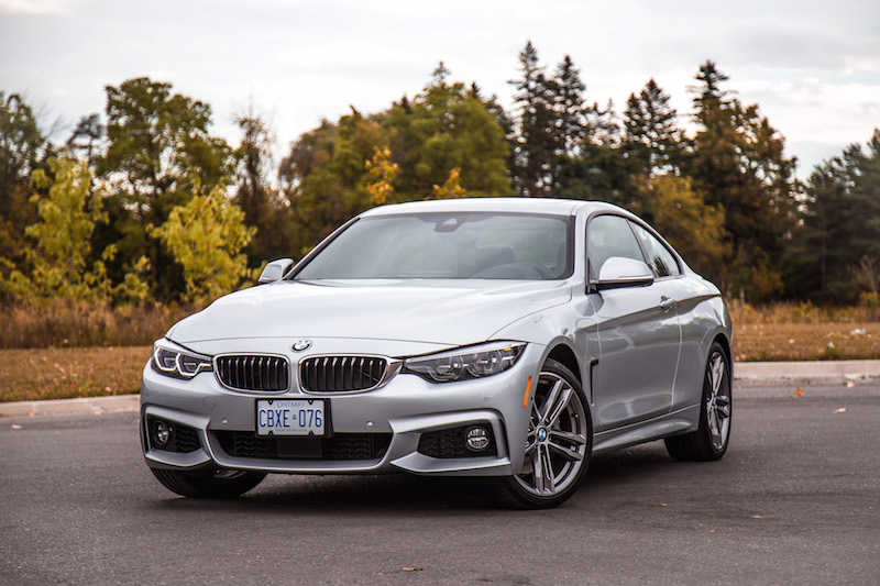 Review 2018 Bmw 440i Xdrive Canadian Auto Review