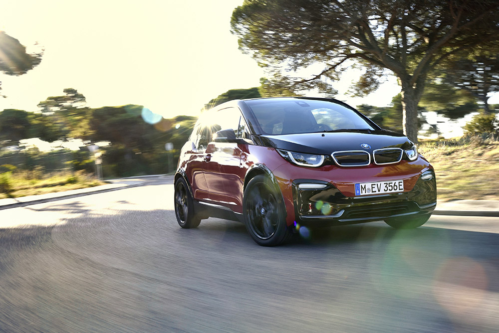 2018 BMW i3s first drive canada review
