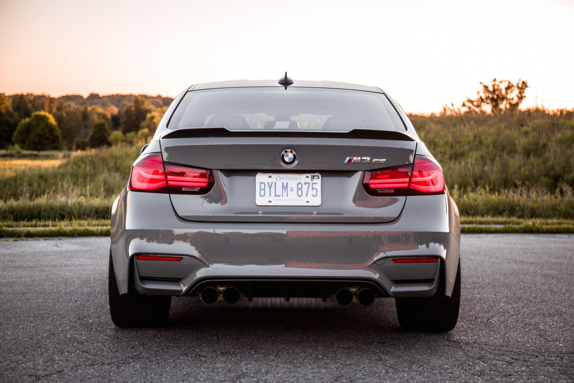 Review: 2018 BMW M3 CS   CAR