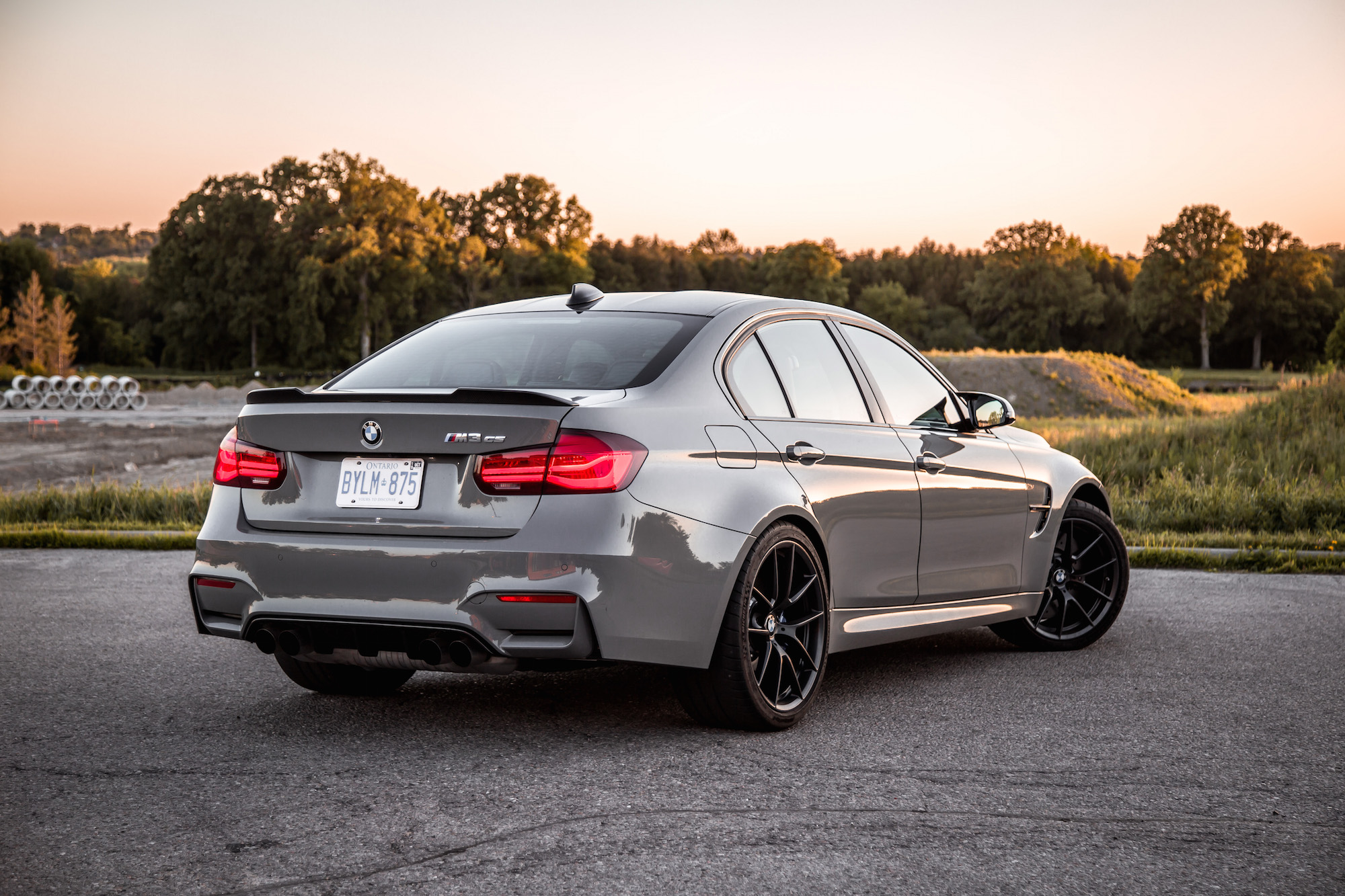 Review: 2018 BMW M3 CS | CAR