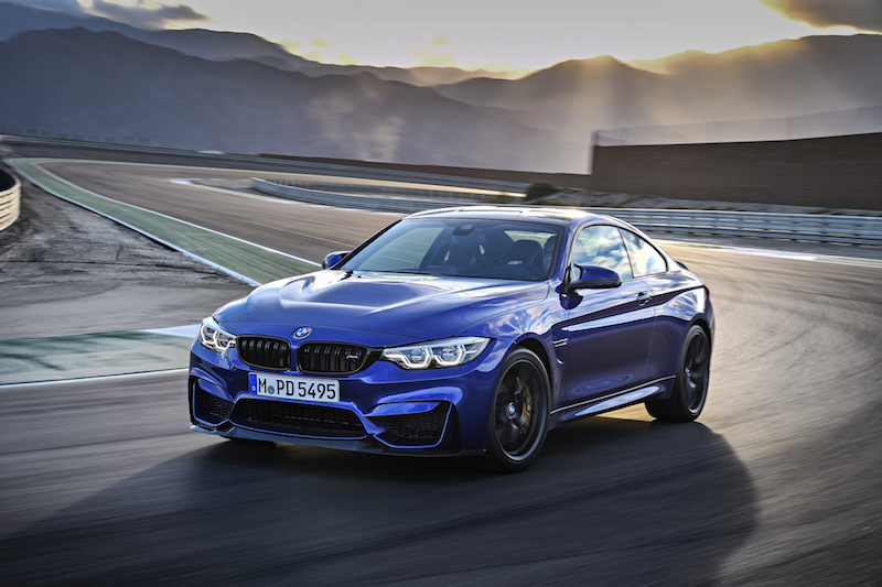 2018 BMW M4 CS new