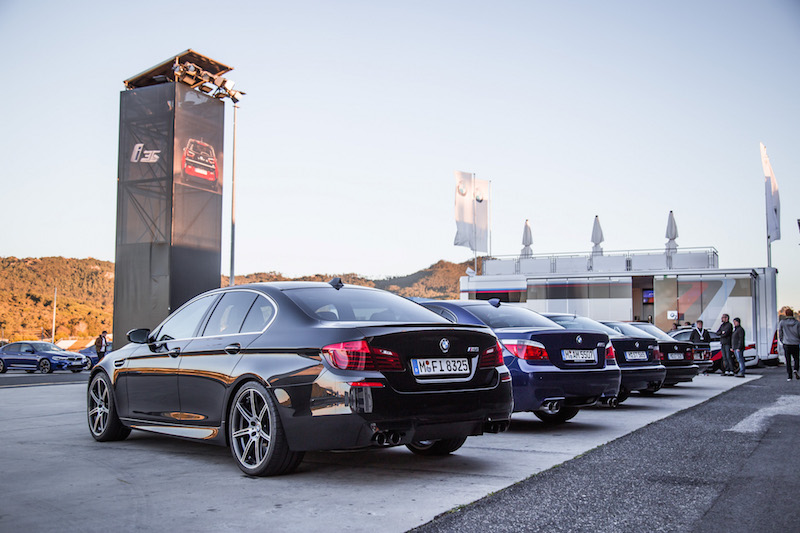 all generations of bmw m5