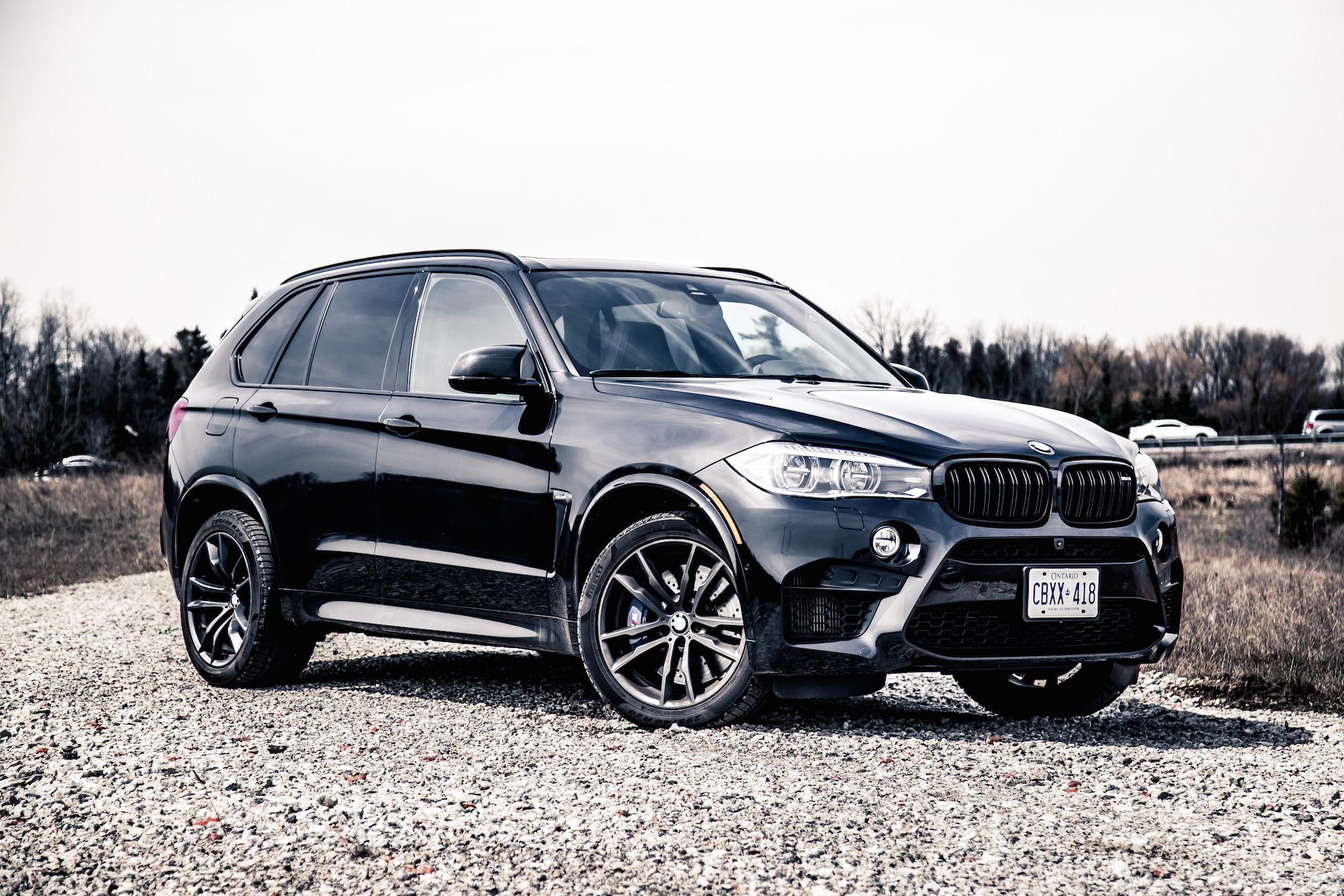 Review 2018 Bmw X5 M Black Fire Edition Car