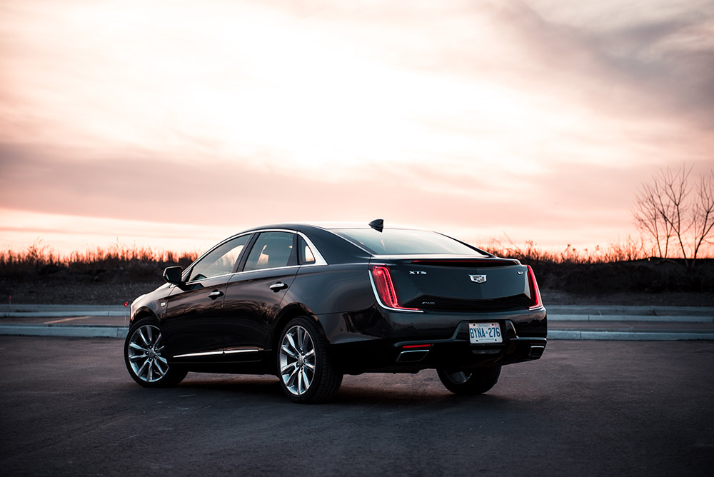 xts v-sport cadillac new for 2018 canada