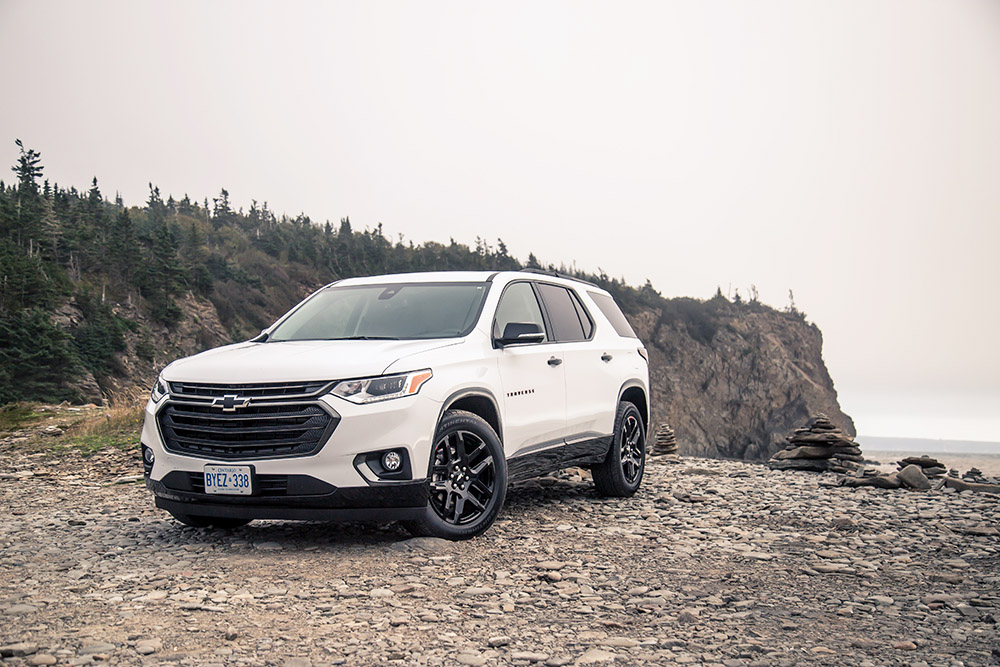 2018 Chevrolet Traverse canada review new used price