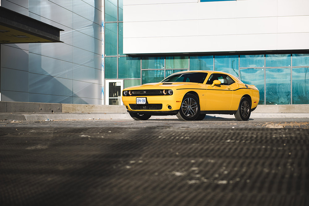 dodge challenger gt awd 2018 canada