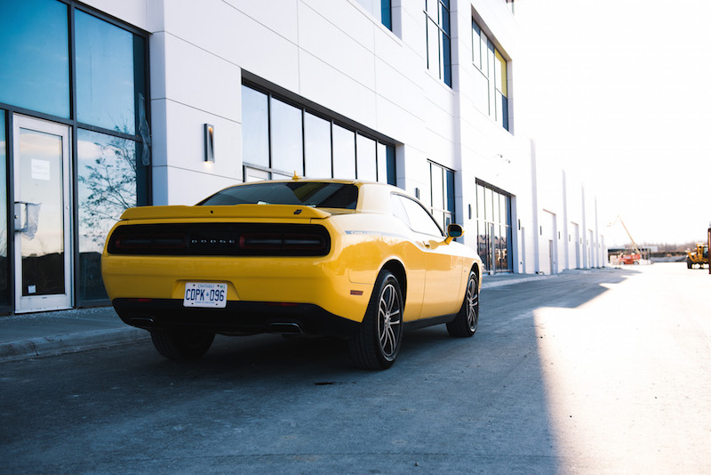 2018 Dodge Challenger GT all wheel drive awd