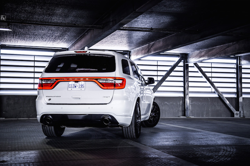 Review 2018 Dodge Durango Srt Car
