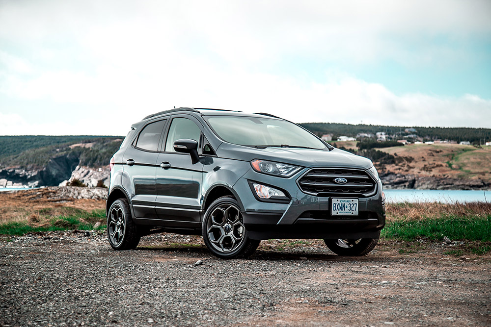 ford ecosport review canada