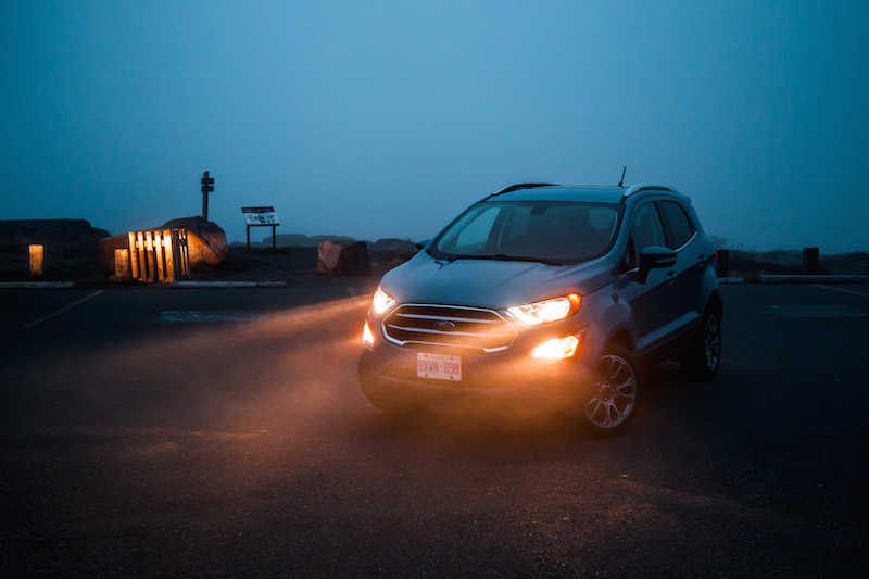 2018 Ford EcoSport cape spear sunrise