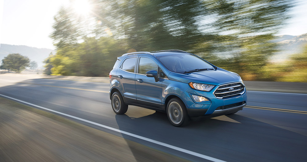 ford ecosport new canada price