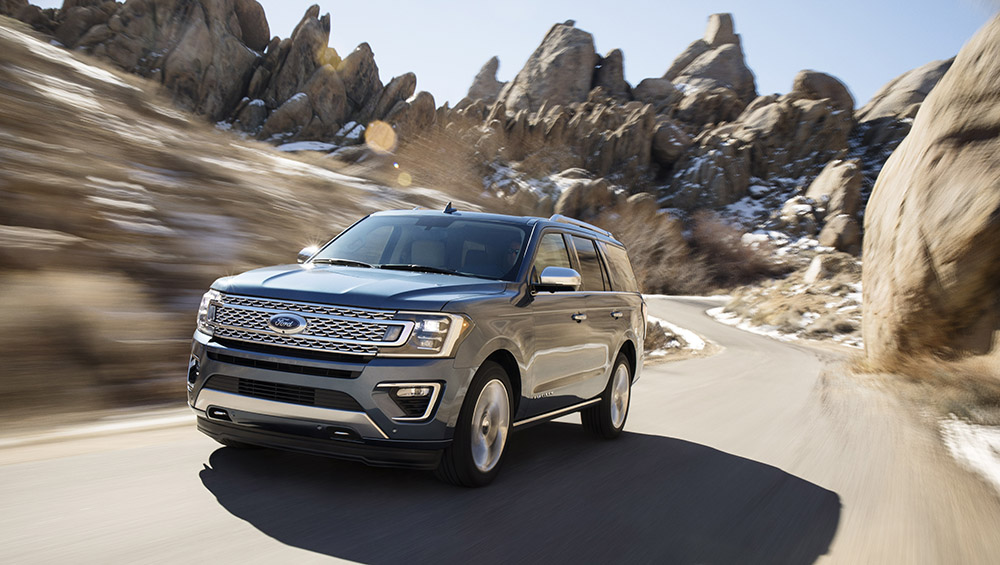 ford expedition 2018 new canada price horsepower