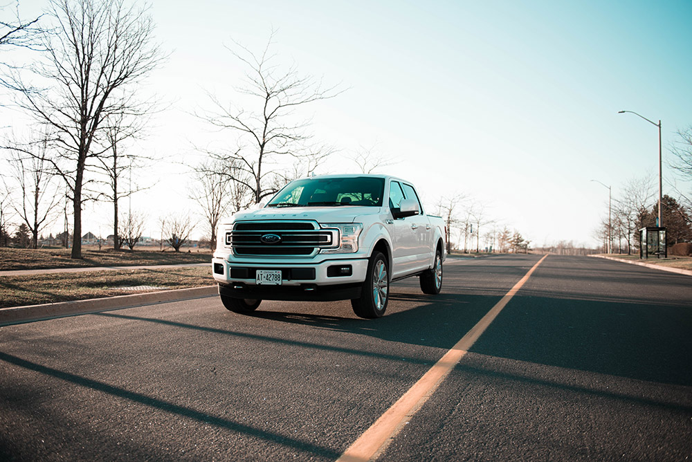 2018 ford f-150 limited review