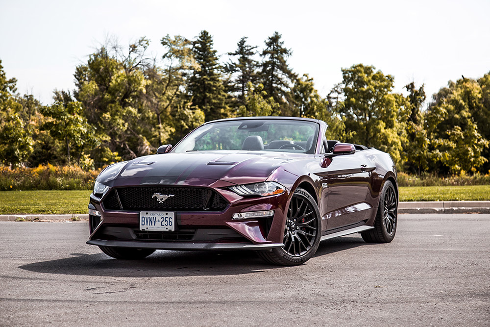 ford mustang gt 2019 review