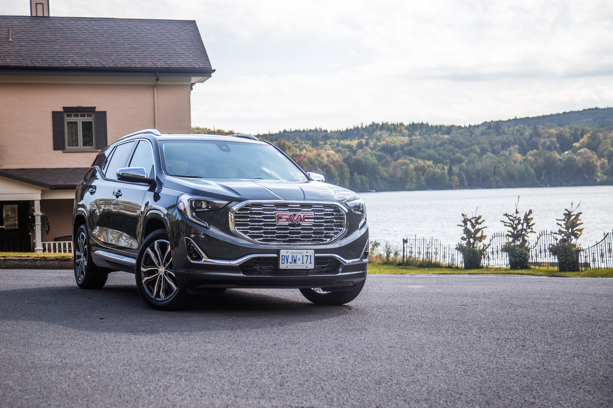 First Drive: 2018 GMC Terrain | Canadian Auto Review