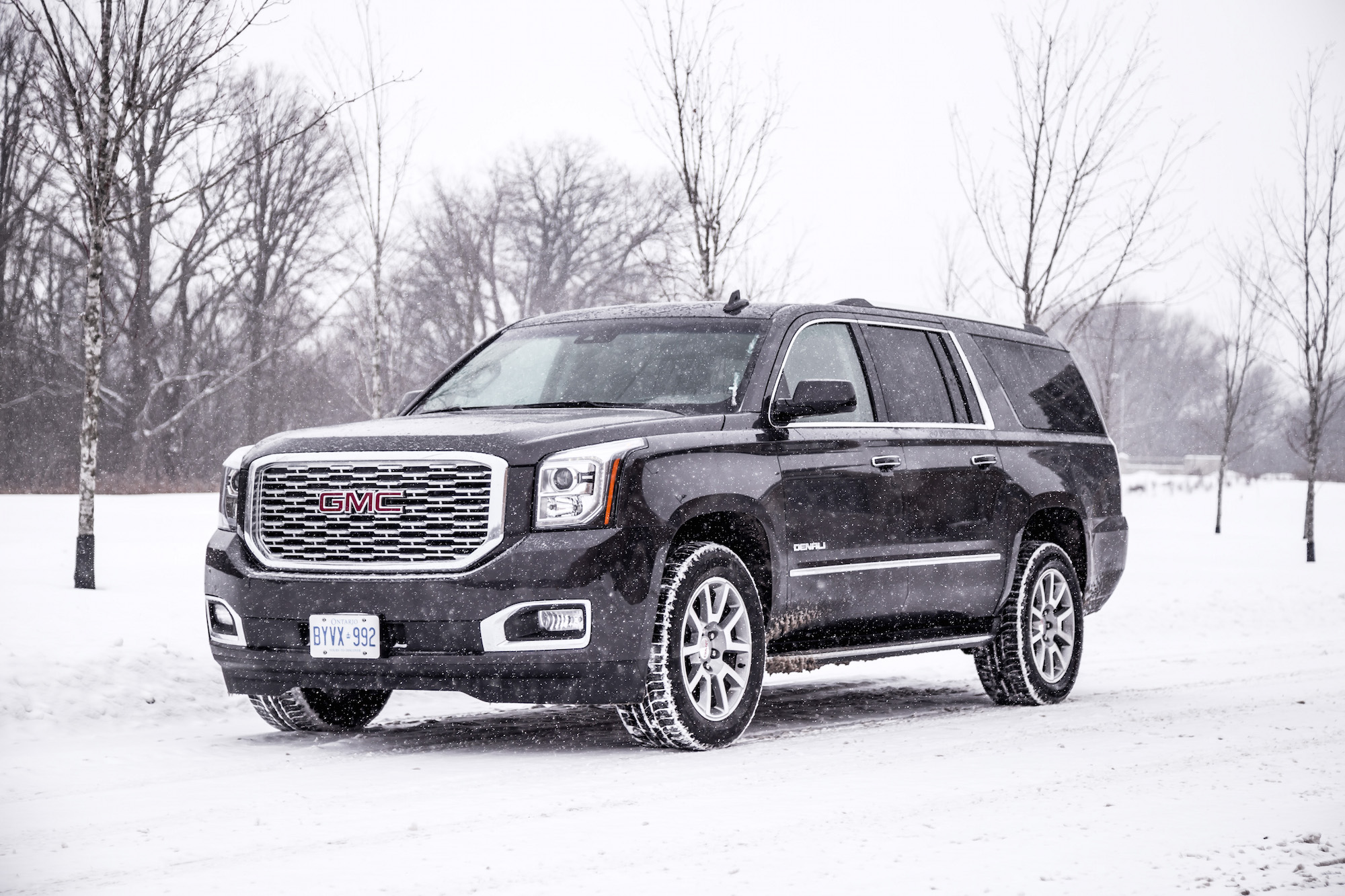 Review: 2018 GMC Yukon XL Denali | Canadian Auto Review
