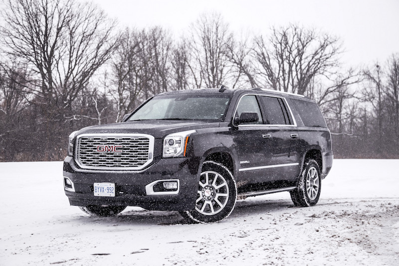 2018 GMC Yukon XL Denali chrome