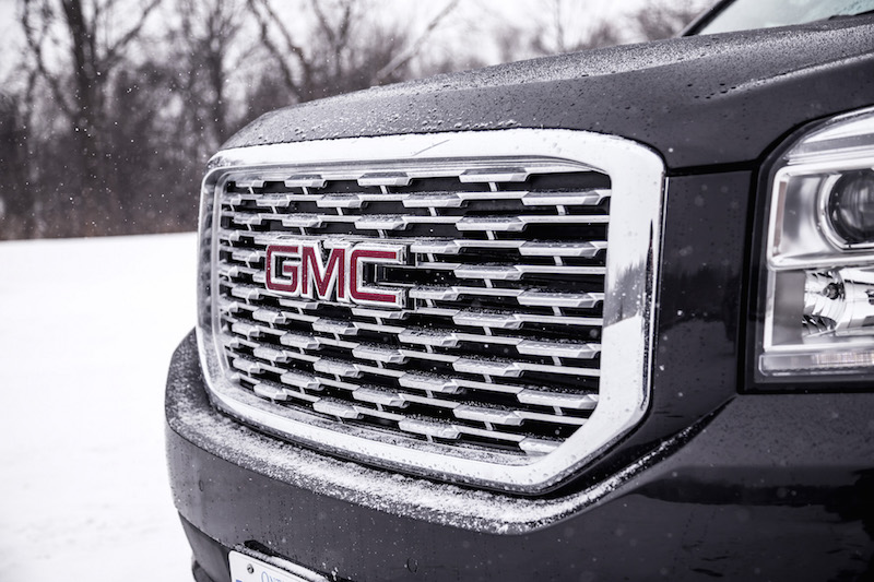 2018 GMC Yukon XL Denali new chrome grill