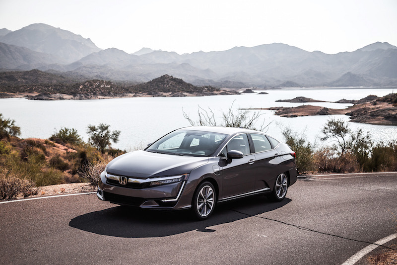 2018 Honda Clarity PHEV barlett lake arizona