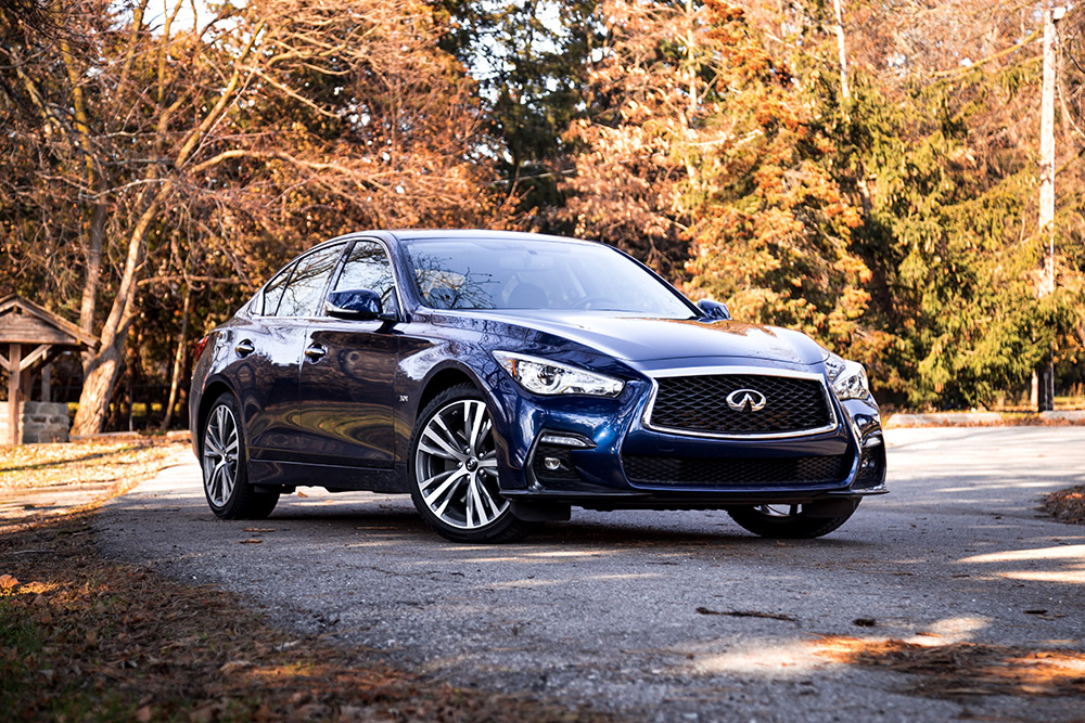 2018 infiniti q50 sport awd review canadian auto review. Black Bedroom Furniture Sets. Home Design Ideas
