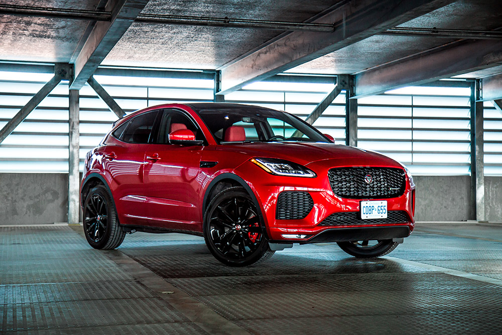 2018 jaguar e-pace s p300 review