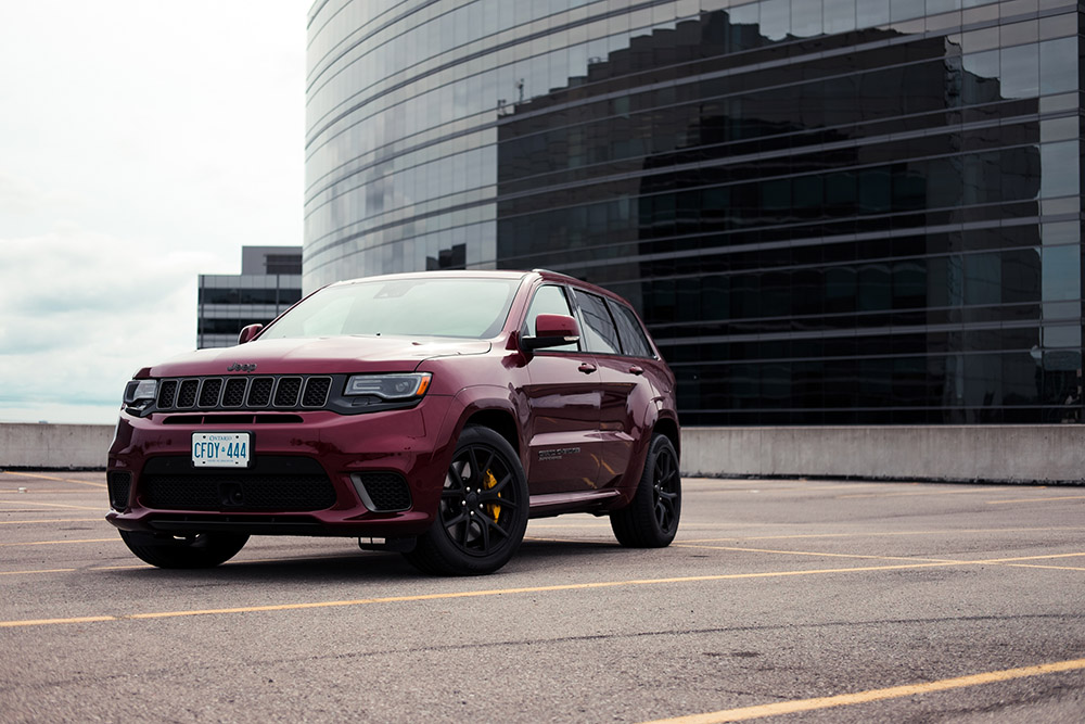 jeep trackhawk grand cherokee 2018 review