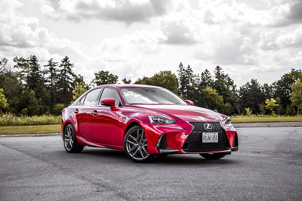 2018 lexus is350 awd review