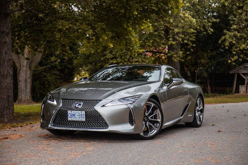 Lithium Ion Car Battery >> Review: 2018 Lexus LC 500h | Canadian Auto Review