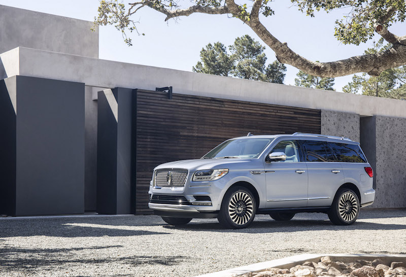2018 Lincoln Navigator new for canada