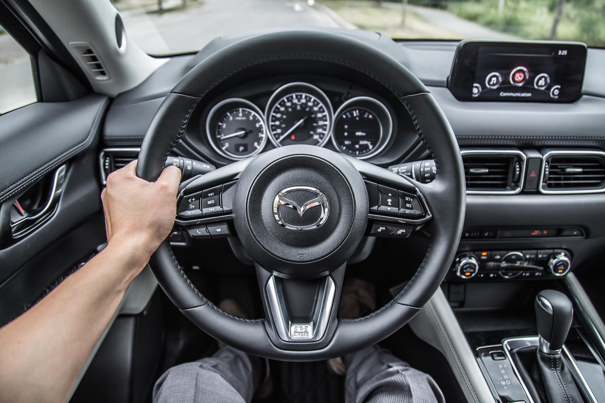 review  mazda cx  gt car