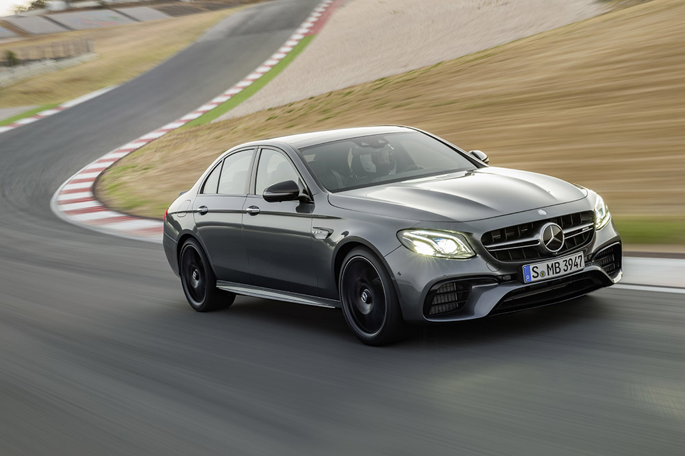 2018 Mercedes-AMG E63 S 4MATIC+ canada first look